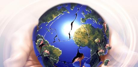 Finding Peace In An Out of Control World by Cindy Nolte