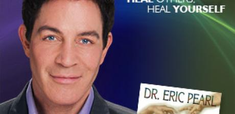 The Reconnection® founder-Dr. Eric Pearl