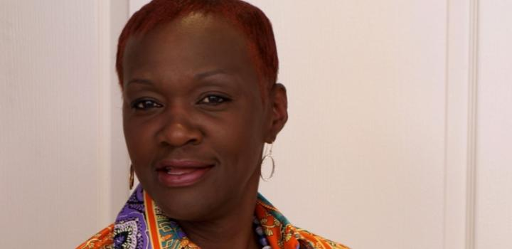 Cecile Peterkin on Mind Body and Soul-TV